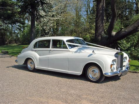 Wedding Car Models by Rolls Royce Silver Cloud Iii White Wedding Car Gallery Essex