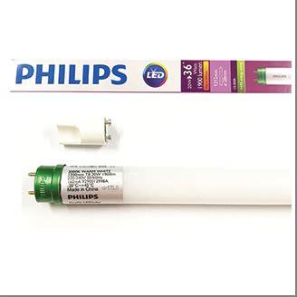 Lu Led Motor 3000k markpro lighting philips ecofit t8 ledtube 20w warm
