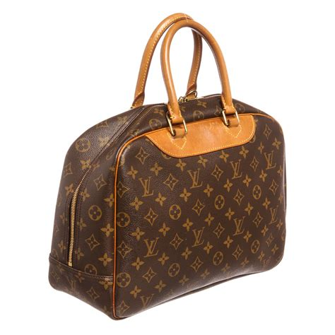 louis vuitton monogram deauville doctor bag mb