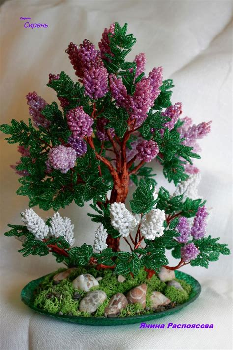 beaded bonsai tree 17 best images about beaded trees on cherry
