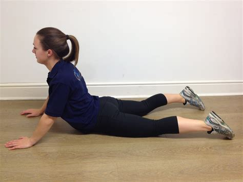 abdominal stretch g4 physiotherapy fitness