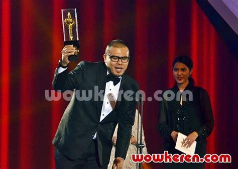 film terbaik festival film indonesia 2015 foto joko anwar raih piala citra kategori sutradara
