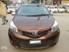 Toyota Capital Islamabad Toyota Vitz Islamabad Cars