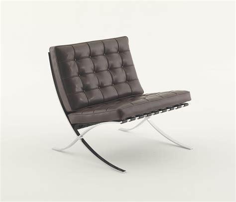 poltrona barcelona knoll barcelona chair loungesessel knoll international