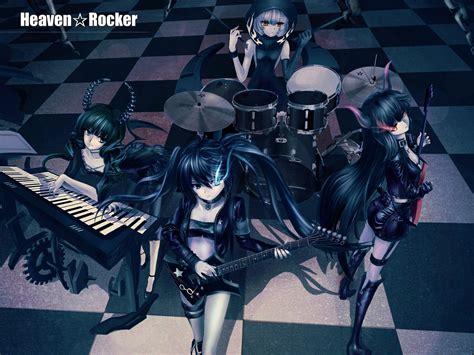 Kaos Black Rock Shooter Duo 1 アニメ公式サイト紹介