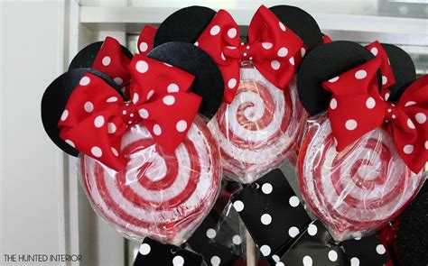 Minnie Mouse Birthday Giveaways - bria s 3rd birthday on pinterest minnie mouse minnie mouse party and birthday