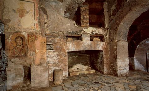 best catacombs in rome catacombs of rome