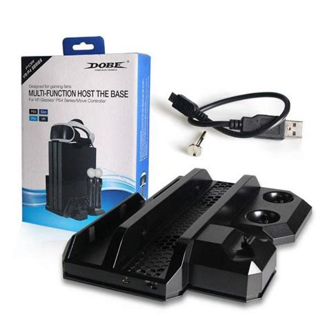 Dijamin Charge Move Dobe For Ps Move dobe ps4 multi function host the base shopitree