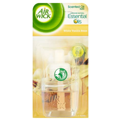 Spa Bathroom Decorating Ideas air wick 174 plug in refill white vanilla bean