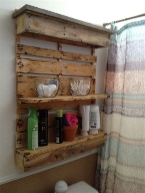 pallet wall bathroom using old pallets for bathroom pallet ideas recycled