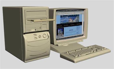 imagenes computadoras antiguas computadora 3d antigua en oficinas y laboratorios