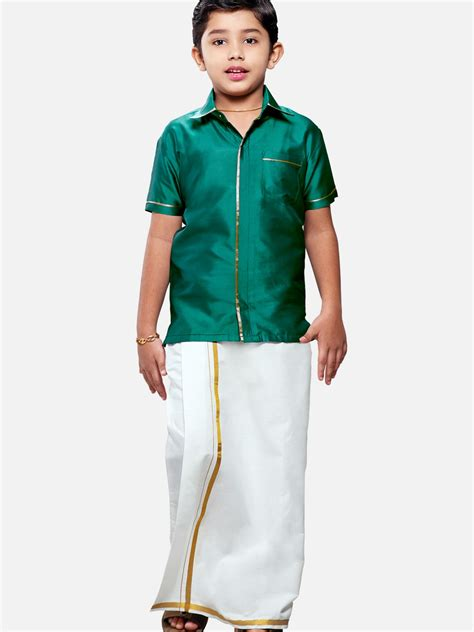 south indian dress for baby boy indian traditional clothes