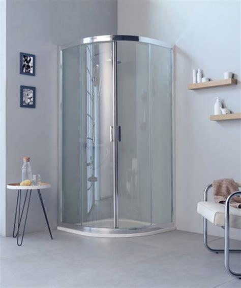 profili in alluminio per box doccia box doccia semicircolare profili alluminio 90x90 vetro