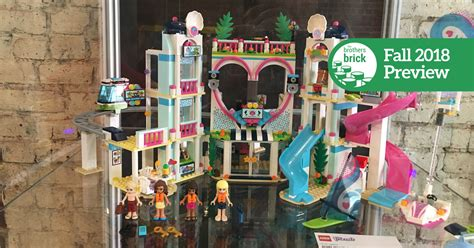 lego friends fall  sets revealed   york news  brothers brick  brothers brick