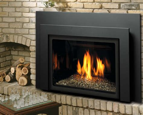 Kingsman Gas Fireplace kingsman direct vent gas fireplace direct vent insert