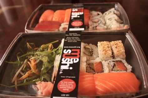 Detox Box You Me Sushi by Local Spotlight Mesushi Bristol Bites Bristol Bites
