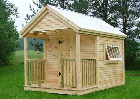 Cottage Sheds For Sale by Garden Potting Sheds Wood Playhouse Kit Jamaica Cottage Shop