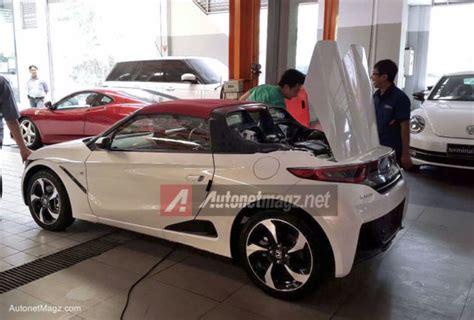 Harga Br 800 honda s660 sudah sai di indonesia harganya 800 jutaan