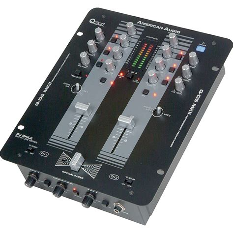 Audio Mixer American Standard american audio q d5 mkii pro scratch mixer qd5 mkii b h photo