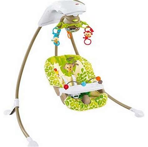 fisher price safari swing baby swings