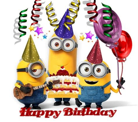 Minions Happy Birthday Card 25 Best Ideas About Happy Birthday Minions On Pinterest