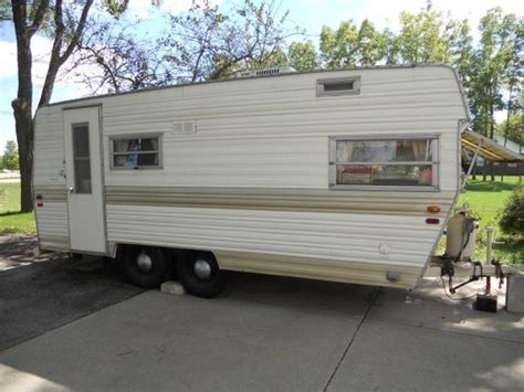 Rv Awning For Sale Craigslist by For Sale Vintage Cer 1972 Prowler 1 900 Or Bo Union