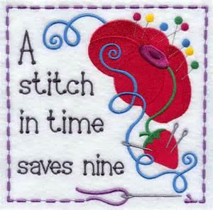 A Stitch In Time Saves Nine Essay by Stitch Time Saves Nine Essay Writer