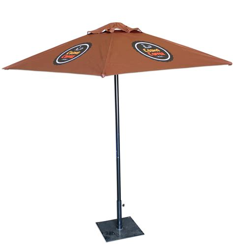 Caf 233 Umbrellas Star Outdoor Caf 233 Range Branding And Custom Made Patio Umbrellas