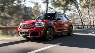 Mini Countryman Cooper Works Review Mini Cooper Works Countryman 2017 Review By Car