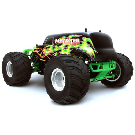hsp nitro monster hsp monster truck special edition green rc truck at hobby