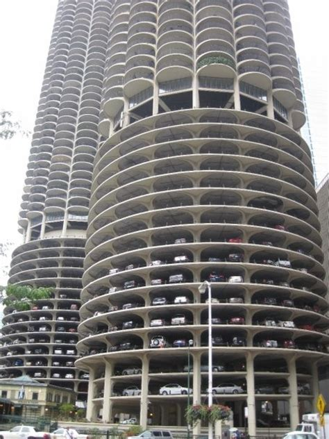 Parking Garages Chicago by Parking Garage Chicago Il Beautiful Architecture