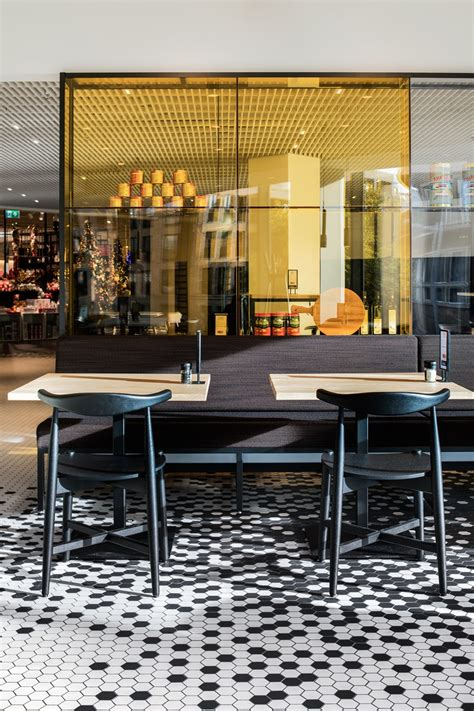 design cafe utrecht de bijenkorf utrecht restaurant by i29 interior architects