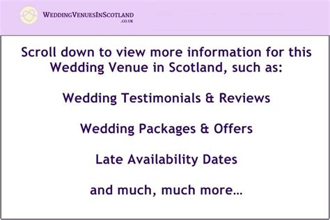 Balbirnie Wedding Brochure by Balbirnie House Weddings Offers Reviews Photos