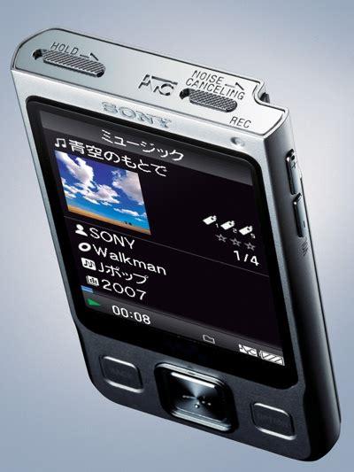 sony walkman nw  series portable tv itech news net