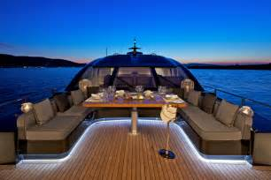 Luxury Mega Yacht Interior » Home Design 2017