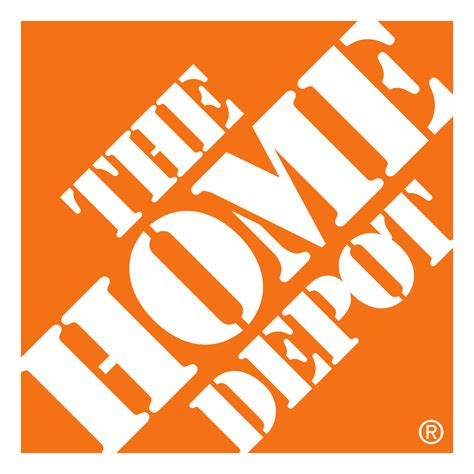 Home Deopot by The Home Depot Logos