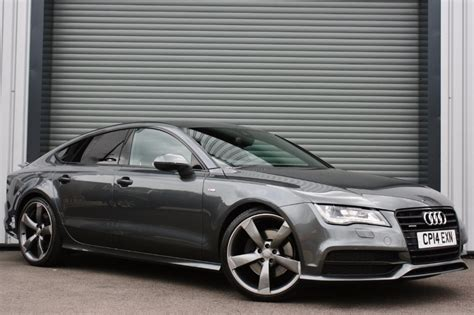 Audi A7 Sline by Audi A7 Tdi Quattro S Line Black Edition For Sale From