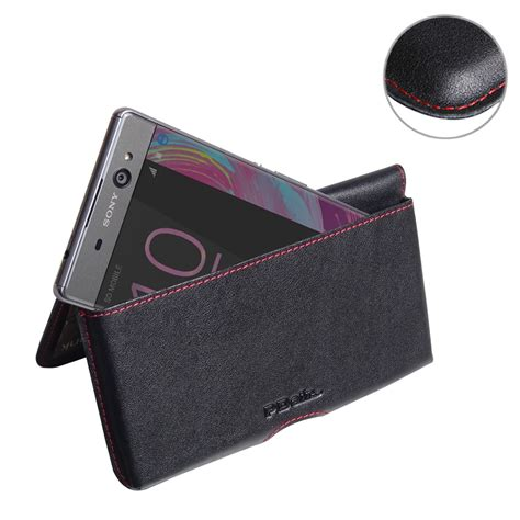 Wallet Sony Xperia X Xa sony xperia xa ultra leather wallet pouch stitch