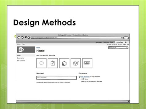sharepoint 2010 balsamiq mockup wireframe template use sharepoint 2013 tools to customize the look of your