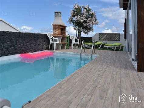 alquiler playa para sus vacaciones alquiler lanzarote en una casa para sus vacaciones con iha