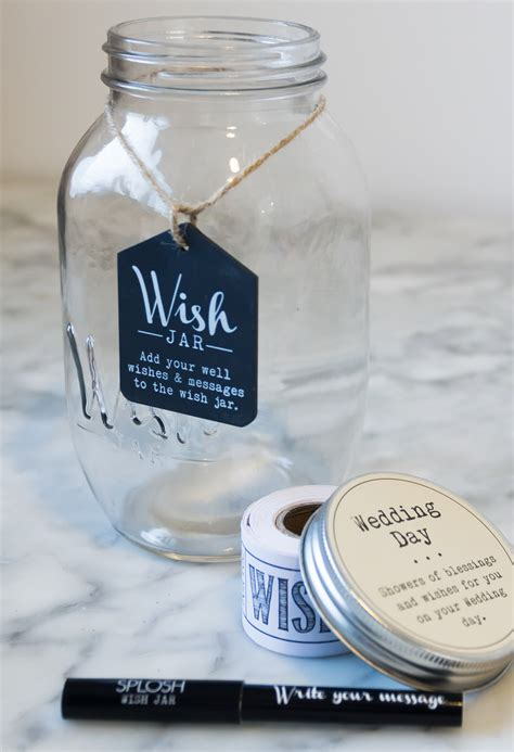 Wedding Wishes Uk by Wedding Wishes Wedding Wish Jar Strikeapose
