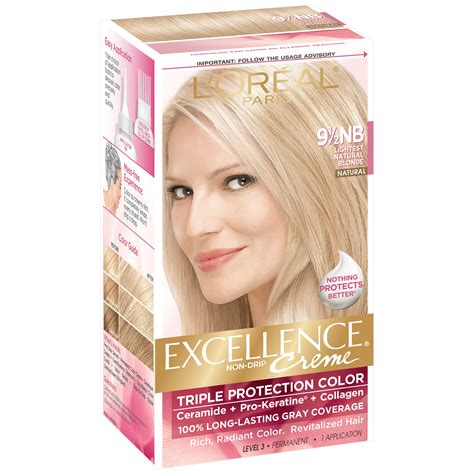 excellence hair color radiant hair color kmart