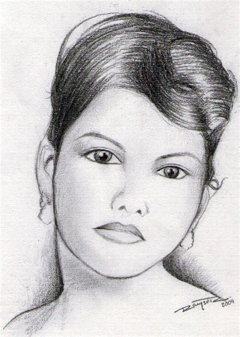 imagenes de retratos a lapiz retratos a lapiz tecnicas imagui