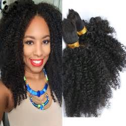 human hair using twists aliexpress com buy human braiding hair bulk no weft afro