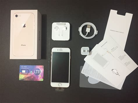 Iphone Bill In A Box No Mo by Recontracting With Globe Postpaid Iphone 8 Unboxing