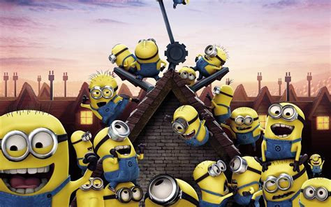 minion wallpapers backgrounds images freecreatives