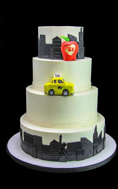 Wedding Cakes Nyc by Luxury Custom Cakes Butterfly Bake Shop In New York