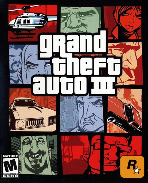 Grandtheft Auto 3 by Grand Theft Auto Iii Gamespot