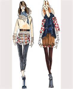 templates for fashion design 50 best fashion design sketches for your inspiration