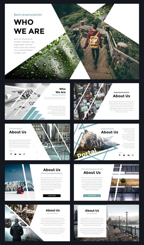 powerpoint yearbook template 25 best ideas about layout on indesign